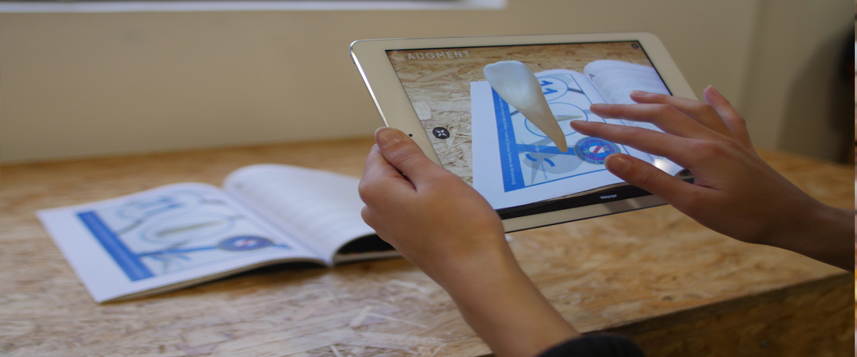 Augmented Reality application for Education industry
