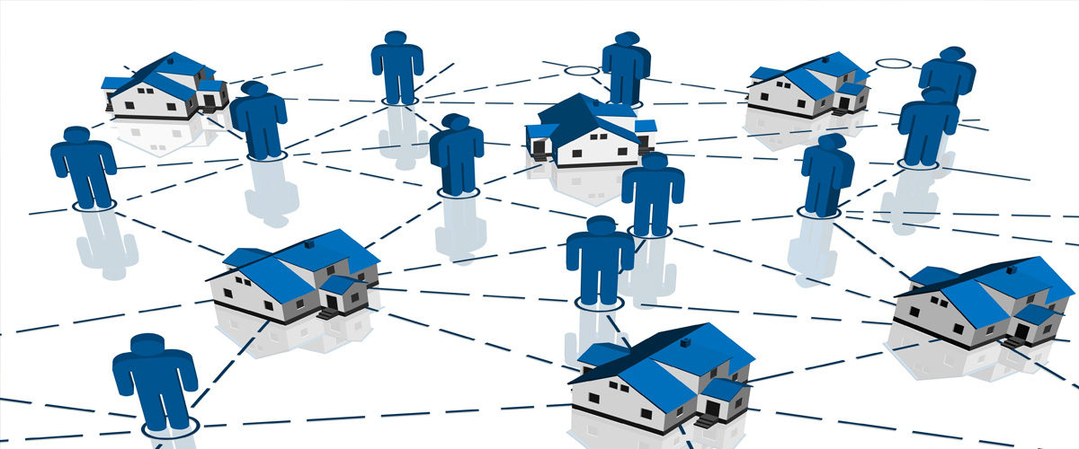 Blockchain Application for Real Estate