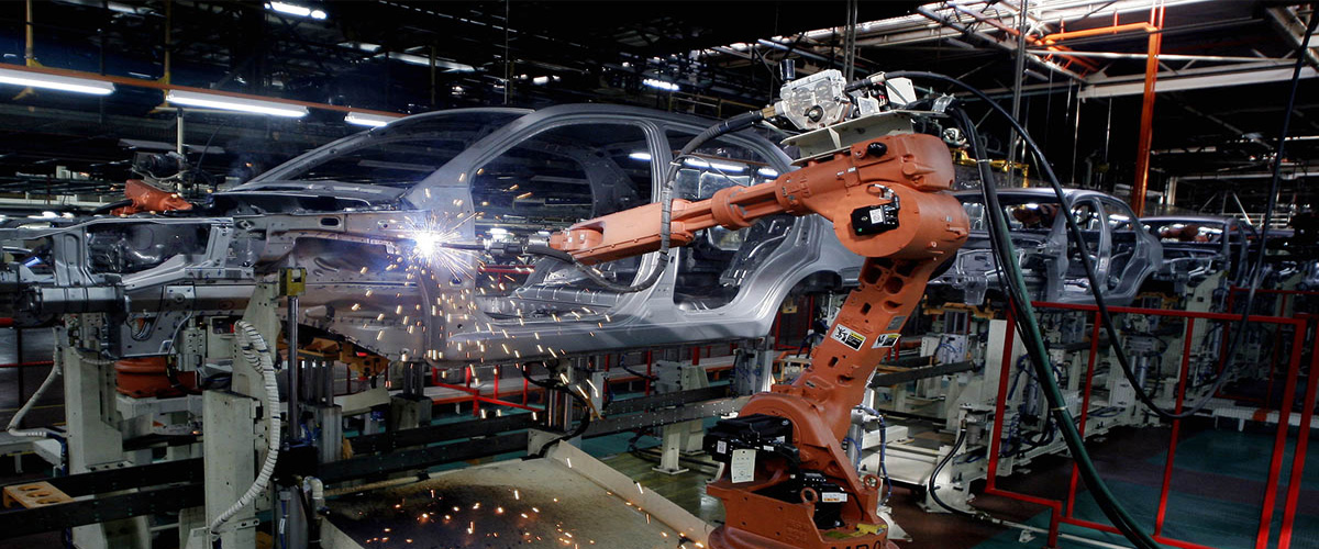 Robotic Process Automation for Manufacturing Sector