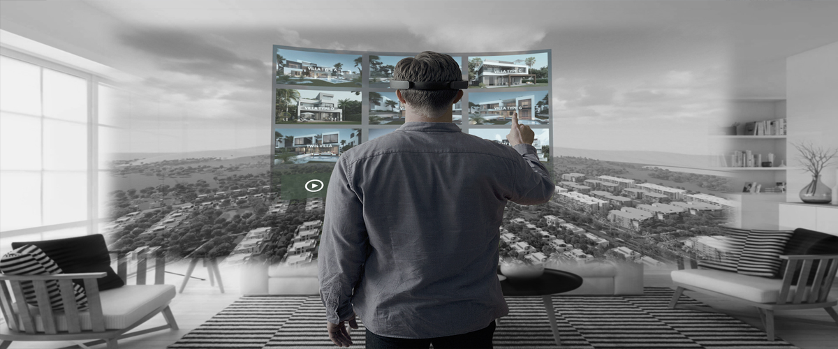 Virtual Reality Application in Real Estate