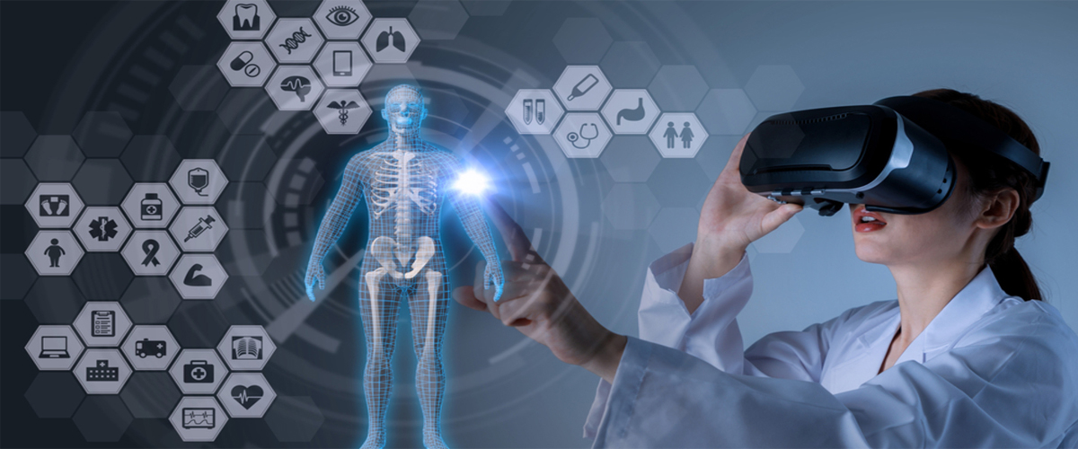 Virtual Reality Applications in Healthcare Industry