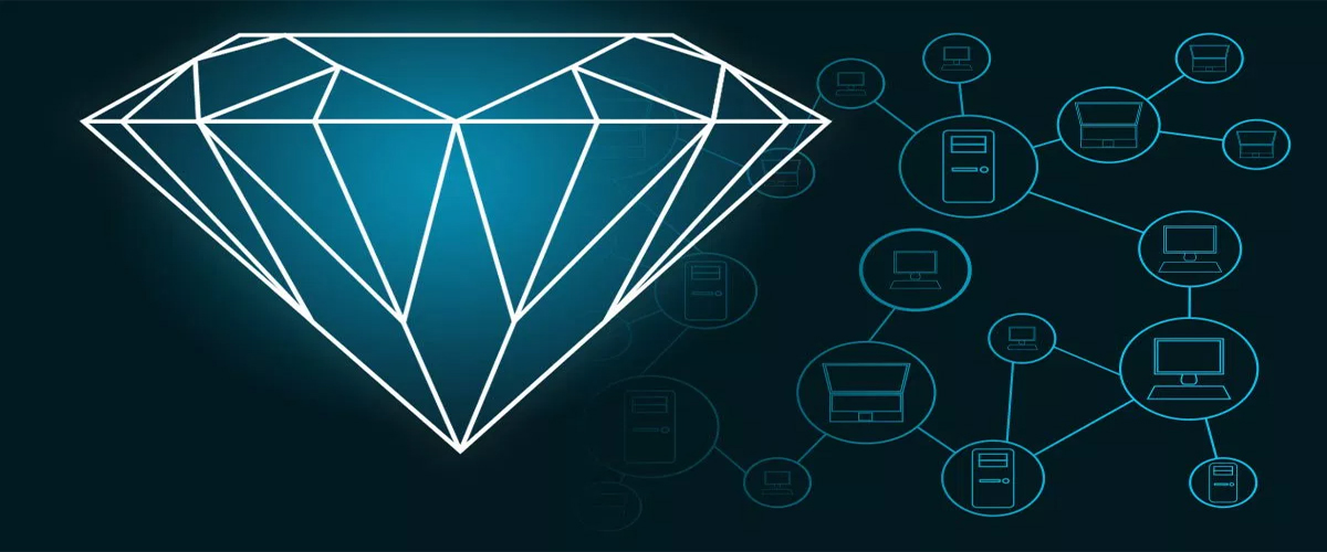 Blockchain Application for Jewellery (Diamond)
